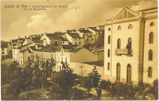 OLD PHOTOS / Cine-teatro Mouzinho da Silveira, Castelo de Vide, Portugal