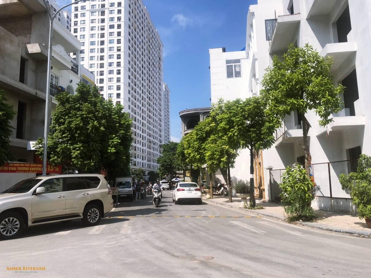 Hạ tầng đồng bộ tại chung cư 622 Minh Khai
