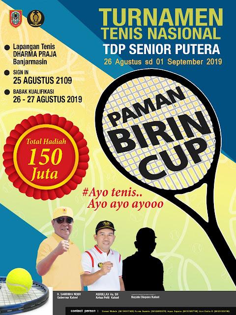 Paman Birin Cup 2019