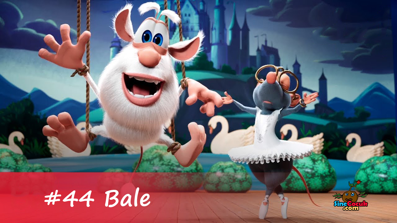 Booba: 44.Bölüm - Bale izle