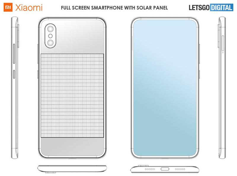 A solar-powered phone soon?