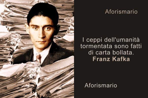 Aforismario Frasi E Citazioni Di Franz Kafka