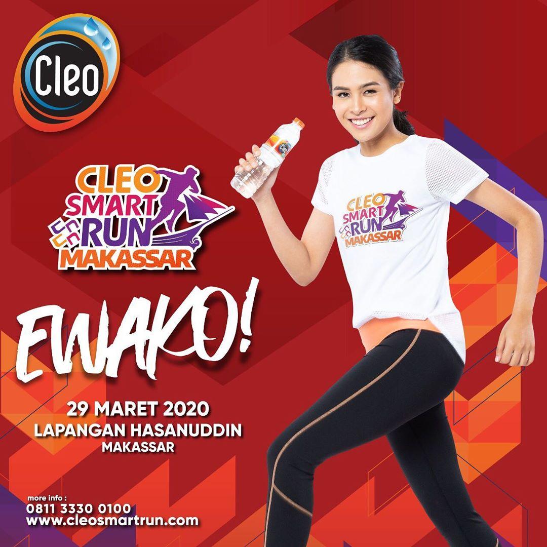 Cleo Smart Run - Makassar • 2020