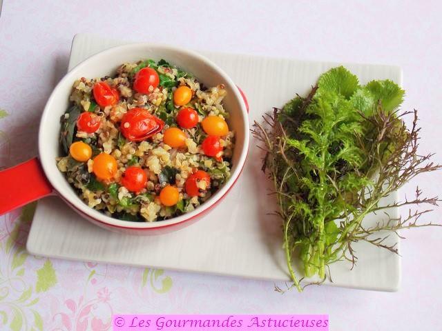 Comment cuisiner le quinoa ?