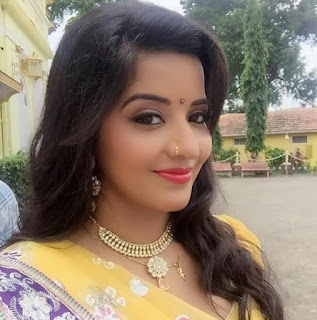 Bhojpuri Actress Monalisa  IMAGES, GIF, ANIMATED GIF, WALLPAPER, STICKER FOR WHATSAPP & FACEBOOK