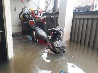 Hari ini Jakarta Banjir Lagi...