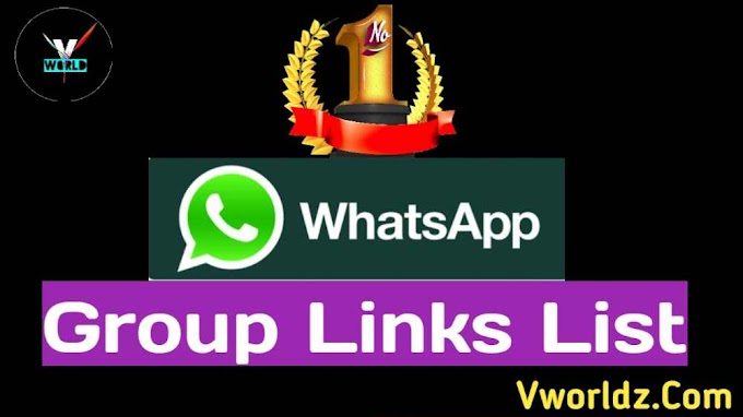 No.1 Whatsapp Group Links List   Join Whatsapp Group In 2021