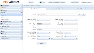 DGAssistant软件中更新了ADR 2015 和 IMDG 法规 2014(37)
