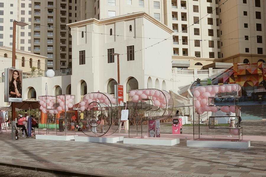 Pink Caravan JBR