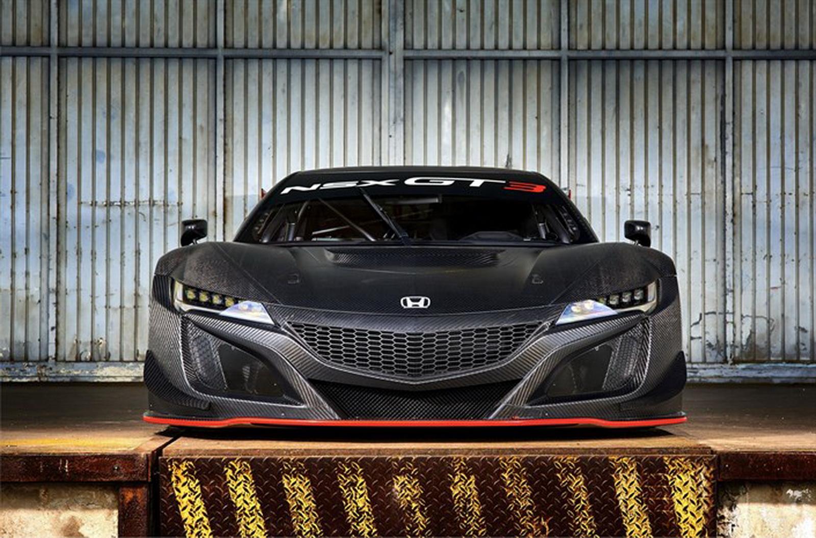 Online Car Auction >> Honda Launches Global NSX GT3 Customer Racing Program ...