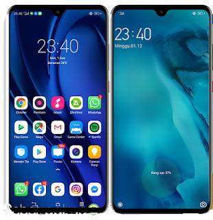 Tema Oppo: Vivo S1 Pro UI Premium Untuk Oppo Dan Realme Terbaru
