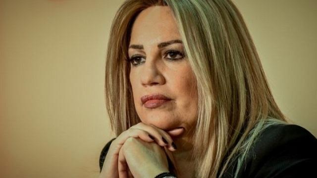 Φώφη Γεννηματά: «Η έκκληση για νέα εγρήγορση, αφορά πρώτα και κύρια εσάς και τους υπουργούς σας κ. Μητσοτάκη»