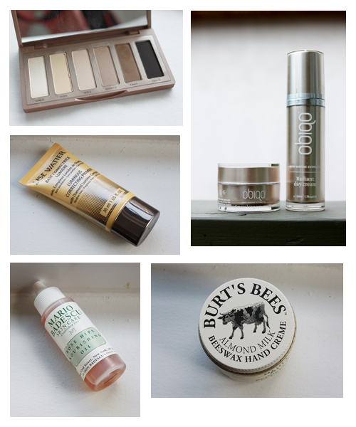 Just J: October beauty favourites