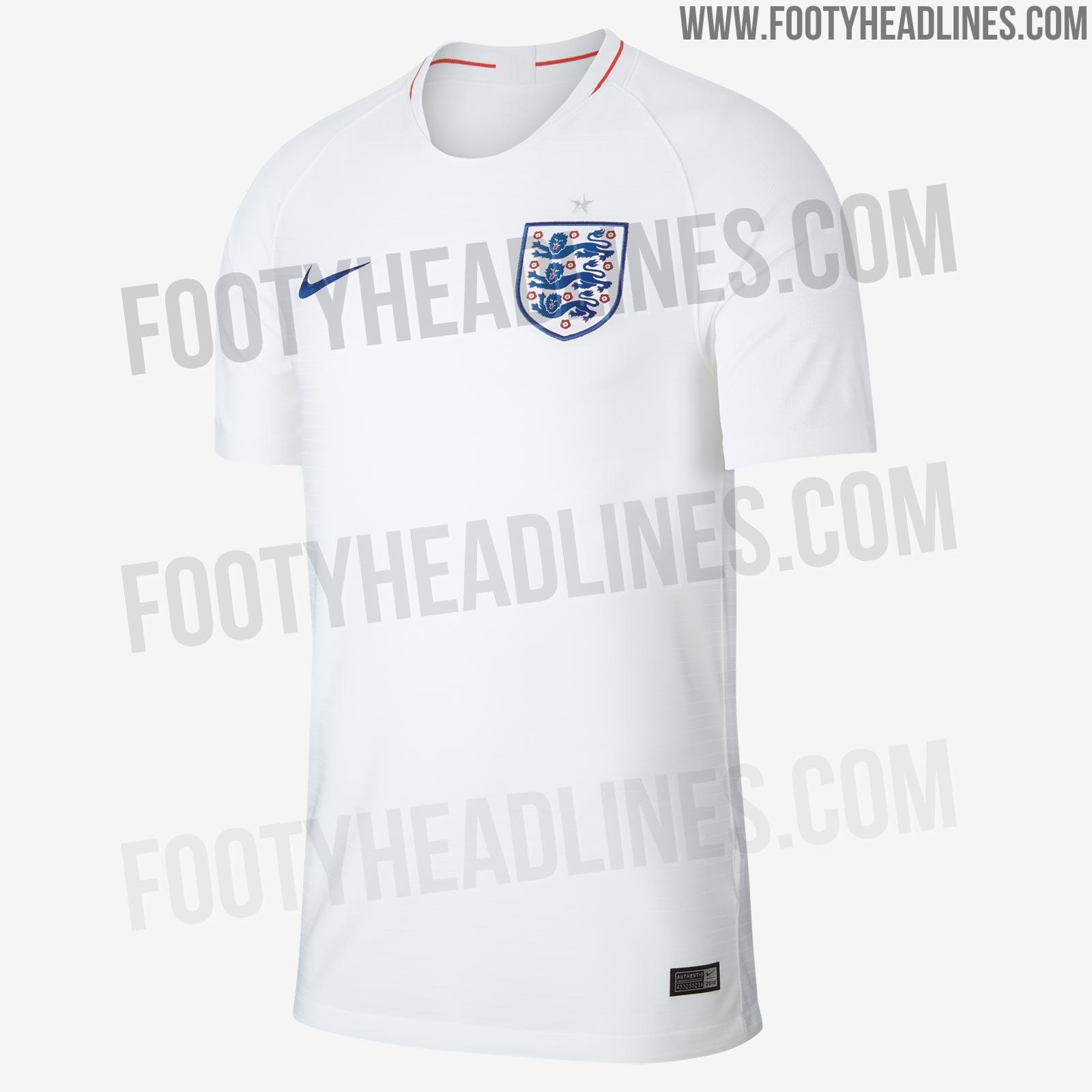 Nike England 2018 World Cup Kits 81e6975ba