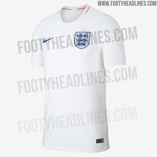 Nike England 2018 World Cup Kits 5b38e7998