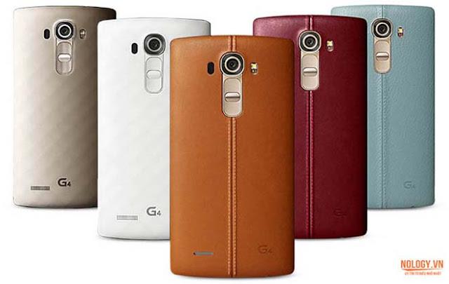 Lg G4 cũ đánh bại Samsung Galaxy S6 cũ