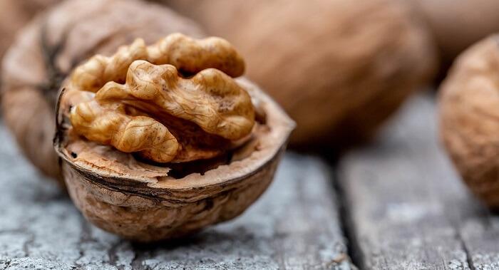 Walnuts of Kashmir