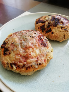 Pizza Scones