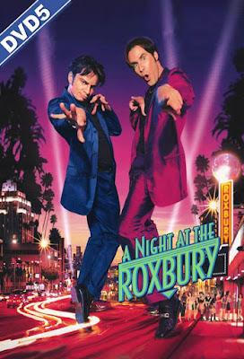 A Night At The Roxbury 1998 DVD R1 NTSC Latino
