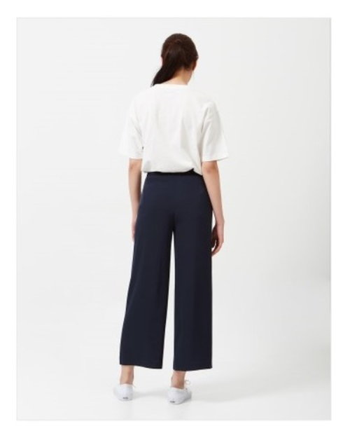 Polyester Wide Leg Slacks