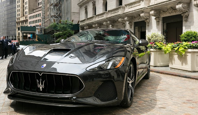 This is the restyling needed of the Maserati GranTurismo