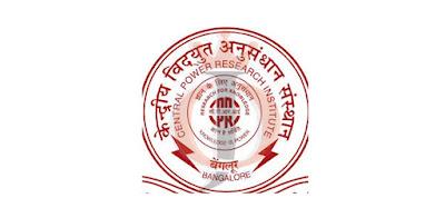 CPRI Recruitment