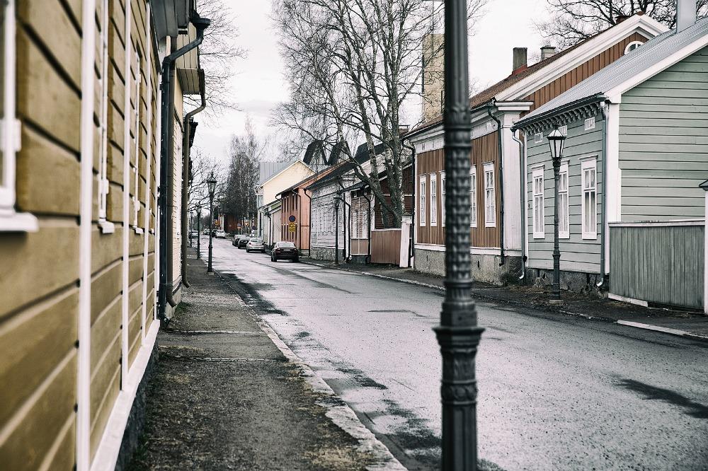 valokuvaus, valokuvaaja Frida Steiner, Frida S Visuals, Visualaddict, kaupunki, Pohjanmaa, Kokkola, vanha kaupunki