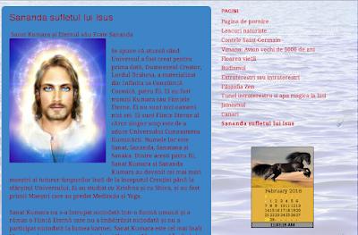 Sananda sufletul lui Isus