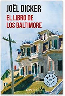 «El Libro de los Baltimore» de Joël Dicker