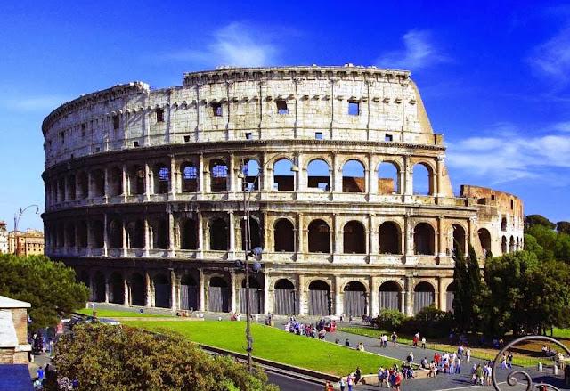 Coliseu de Roma - Itália
