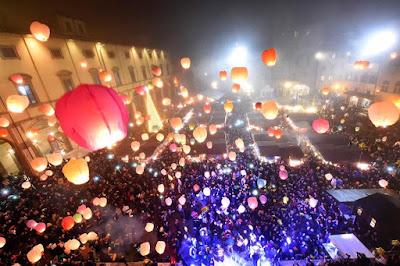 Arezzo a dicembre