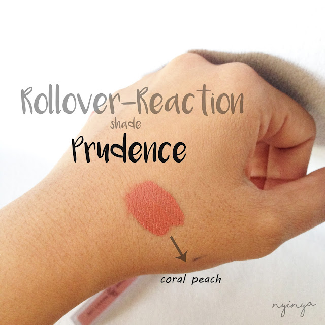 swatch rollover reaction shade prudence