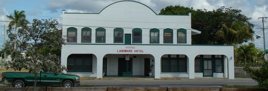 Historic Landmark Hotel en Homestead