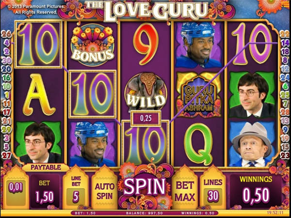 Main Gratis Slot Indonesia - The Love Guru iSoftbet