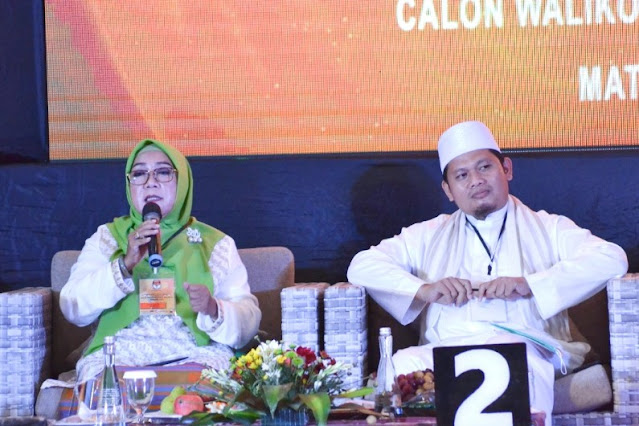 Debat terakhir Pilkada Kota Mataram, SALAM kuasai panggung