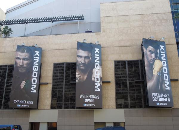 Kingdom season 1 billboards