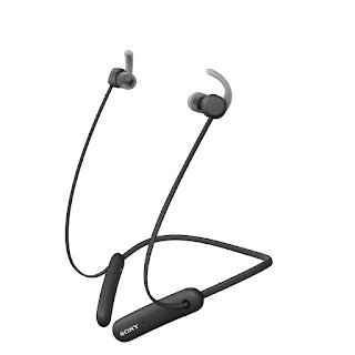 sony sp510 wireless sports headphones