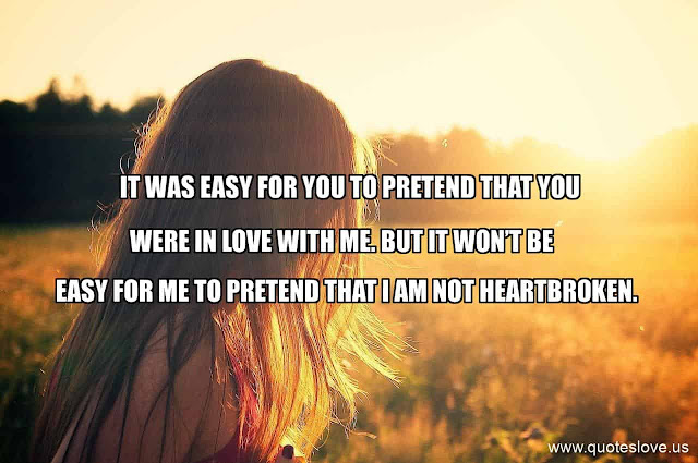 Sad Quotes About Breakup