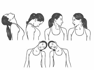 Neck Stretches