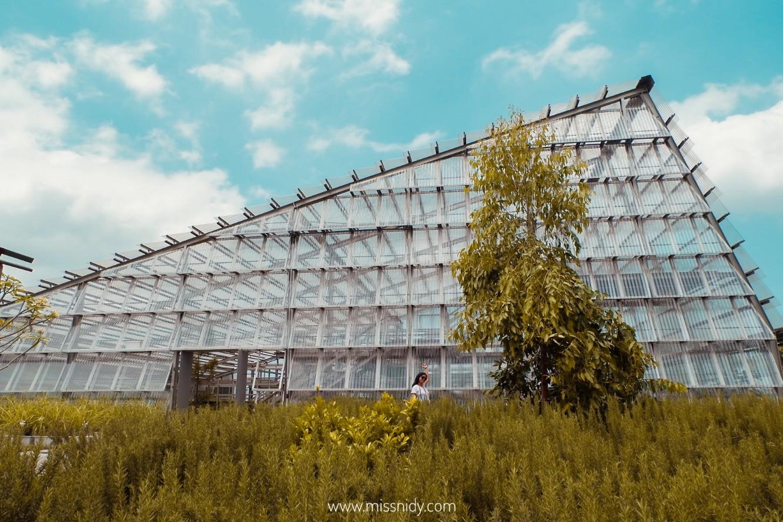 rumah kaca di tawangmangu
