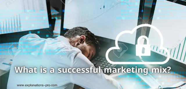 successful marketing mix