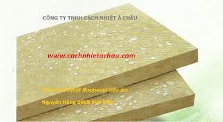 Tấm bông khoáng Rockwool - Tấm chắn nhiệt - Tấm chống cháy - Tấm cách âm  Rockwool%2Btam3