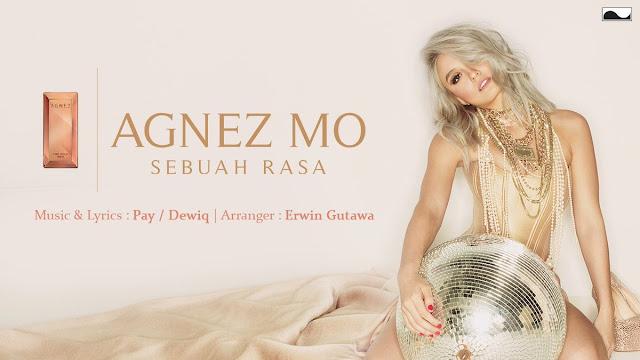 agnez-mo-sebuah-rasa-lirik