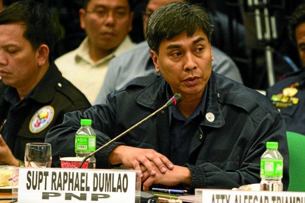 Duterte to Dumlao: P--tang ina kang Dumlao ka kung 'di ka lumabas. I'm giving you exactly 24 hours. Dead or alive