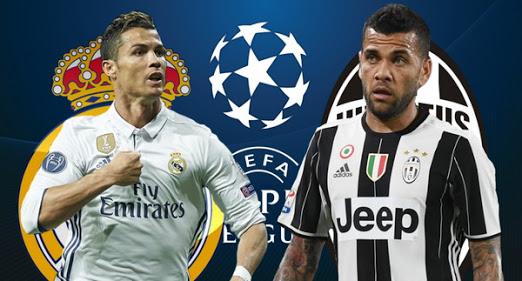 Final da Liga dos Campeões 2017 ao vivo: Real Madrid x Juventus ao vivo