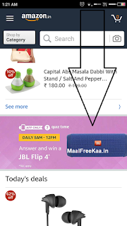 Amazon JBL Flip 4 Quiz Answer
