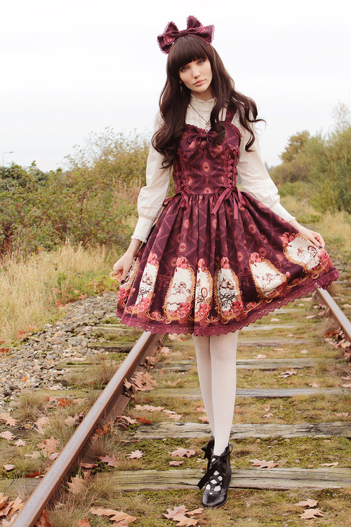 Devilinspired Rococo Clothing: Rococo Clothing Is Eternal