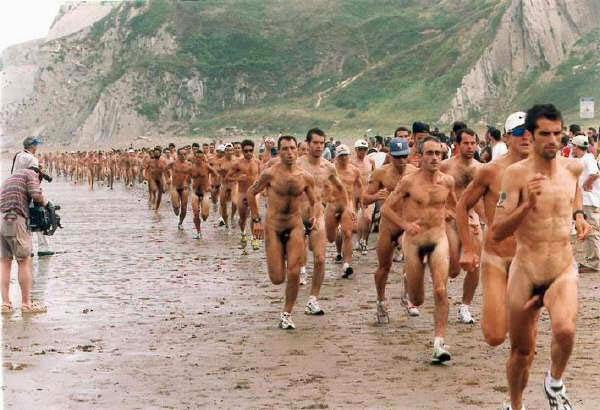 Naked Running Races 87
