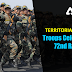 Territorial Army Troops celebrate 72nd Raising Day: Know Here