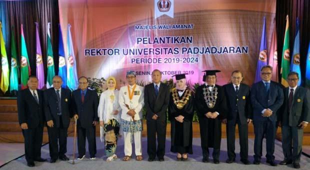 Harapan Ridwan Kamil Pada Rektor Baru Unpad
